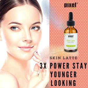 【Skin Latte 謎齡美肌精華】高濃度的Twin-Glucan 提升免疫能力 加強皮膚的防禦功能