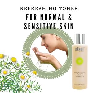 【Refreshing Skin Toner 活肌天然爽膚水】不含化學成份 混合多種天然有機植物精華力量 具鎮靜淨化平衡
