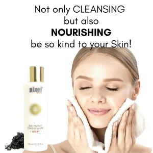 【Skin Perfect Cleansing Milk 完美魚子潔面乳】珍貴魚子精華的滋潤 結合了 深層海藻精華的淨化 完美潔面的配合
