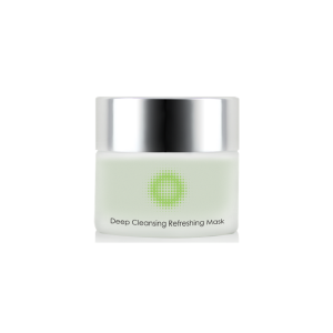 【Deep Cleansing Refreshing Mask 活肌深層潔淨面膜】不含化學成份 含多種天然有機植物 具深層淨化油脂污垢作用 回復清爽肌